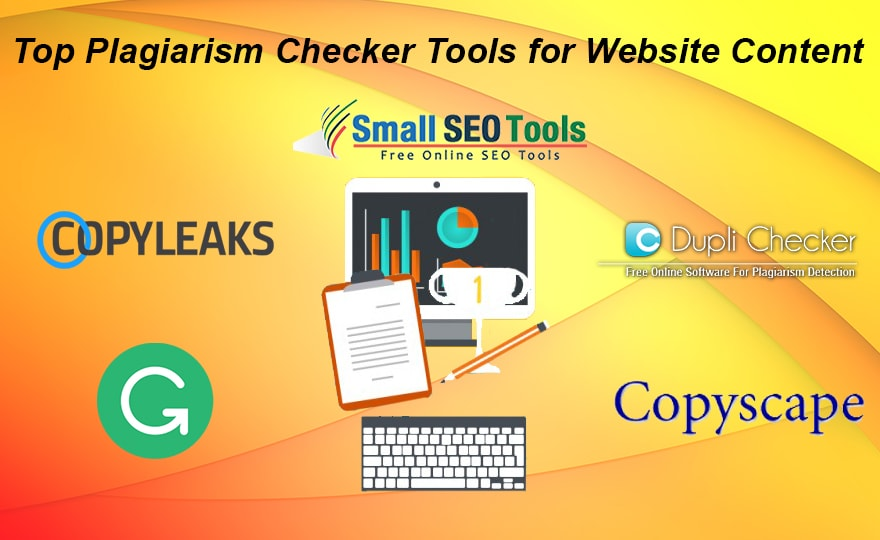 free online software to detect plagiarism